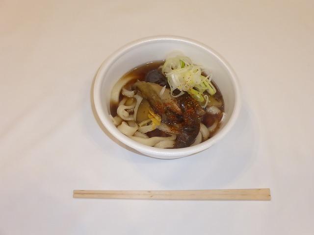 武蔵野うどん(ナス汁)