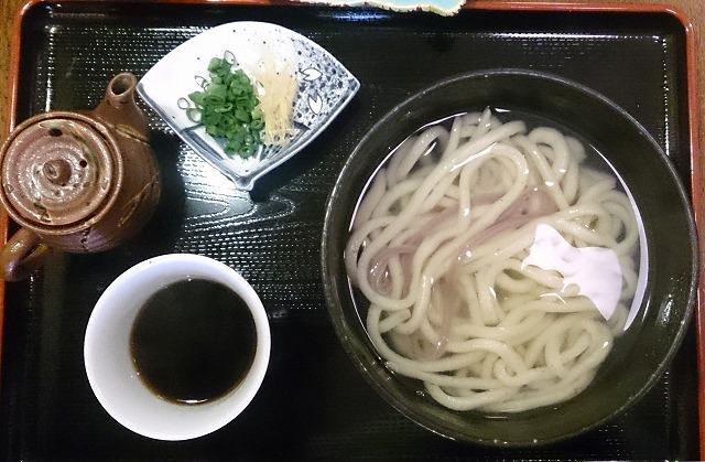 釜揚げうどん@西武新宿線大泉学園駅