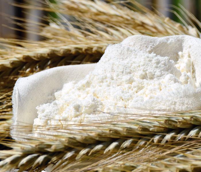 小麦と小麦粉