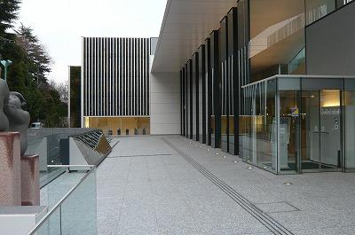 ふるさと文化館の外観