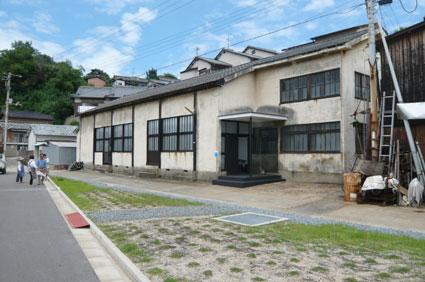 男木島・旧公民館